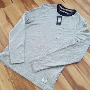 NEW Men's Tommy Hilfiger Long Sleeve Shirt Size SM